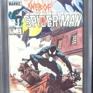 WEB OF SPIDER-MAN #1 9.2 NEAR MINT-.