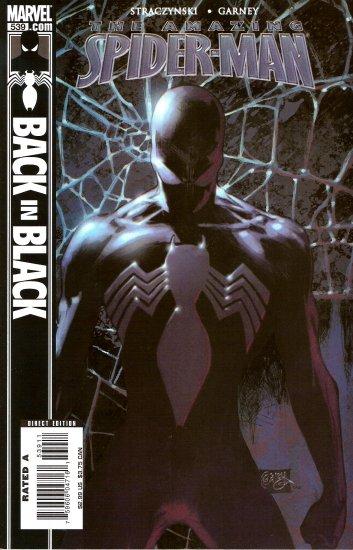 SPIDER-MAN BACK IN BLACK