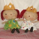 Raggedy Princesses