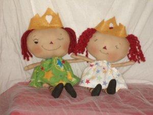 Raggedy Princesses