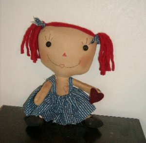Hearts Raggedy dollie1