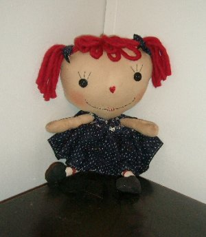 hearts 2 Raggedy dollie