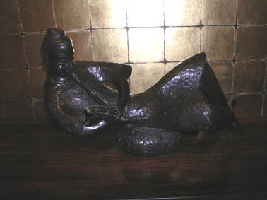 Bronze Sculpture 016 for Jun