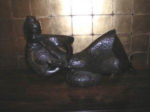 Bronze Sculpture 016 for Jun