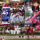 2006 ST LOUIS CARDINALS BASEBALL 2006 WORLD CHAMPIONS ALBERT PUJOLS WAINWRIGHT CARPENTER 19 PHOTOS