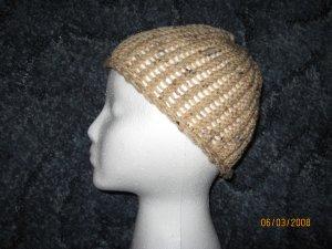 Tan Flecks skullcap