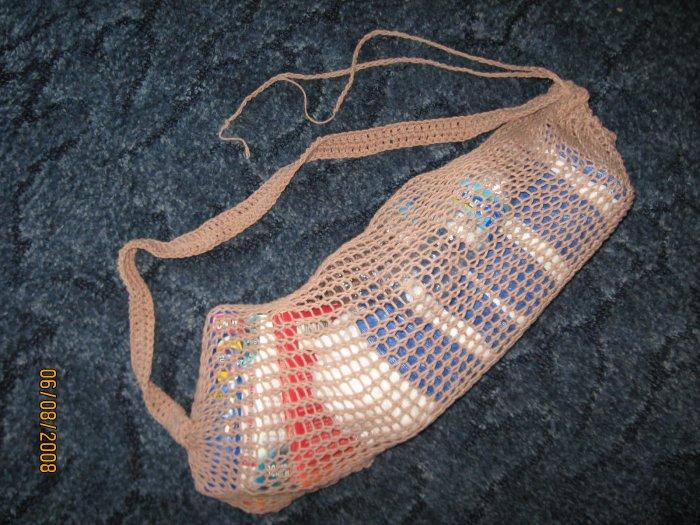 Beach Bag--skinny
