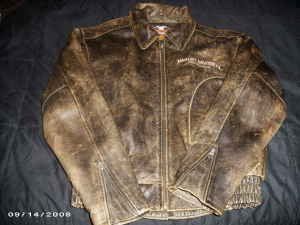 Brand NEW - Never Used Harley Davidson Leather Jacket