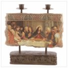 Candleholders Last Supper