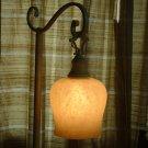 Chic Vintage Pendulum Toleware Floor lamp