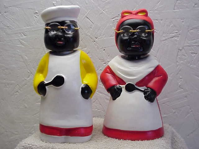 Cool Aunt Jemima & Chief Bank Nodders