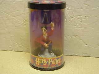 NOS HARRY POTTER Mini Figure w/Story Scope & Stone