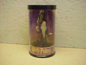 NOS Enesco's HARRY POTTER Mini Figure w/Story Scope & S