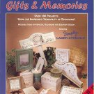 Stenciled Gifts & Memories Booklet