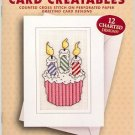 Card Creatables~Cross Stitch~Bucilla