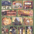 Folk Art BIRDHOUSES & BUTTERFLIES & More Booklet by Plaid