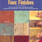 FAUX FINISHES ~Plaid Book