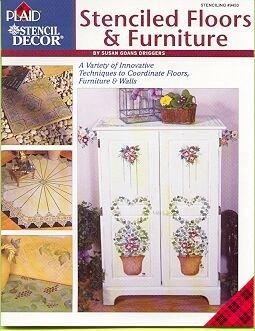 STENCILED FLOORS & FURNITURE Booklet