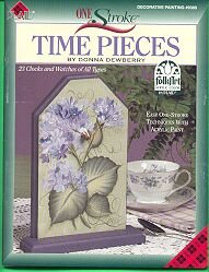Donna Dewberry~Time Pieces Book