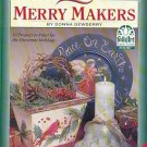 Donna Dewberry's ~MERRY MAKERS Booklet