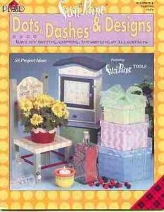 Dots~Dashes & Designs Fun to Paint Booklet
