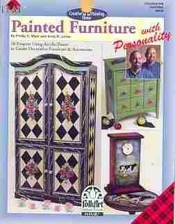 Paint Furniture w/Personality~Rooster Table