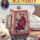Learn to PaintTeapots ~ Priscilla's TEA PARTY