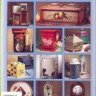 Folk Art Decorative Delights Book~16 Projects