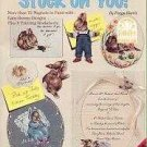 Some Bunny's Stuck on You Booklet ~ by Peggy Harris