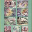 Gardens & Porches ~ Painting Booklet