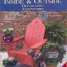 INSIDE & OUTSIDE Decorating Booklet by Susan Driggers