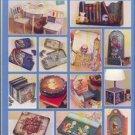Folk Art~WORLD of WONDER Childrens Toys Booklet by Plaid