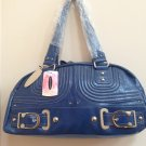 Chinese Laundry Blue Fashion Handbag