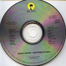Robert Palmer ADDICTIONS Volume 1