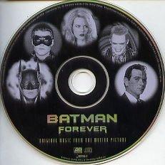 Bat Man ForEver Soundtrack