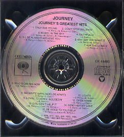 Journey Journey's Greatest Hits