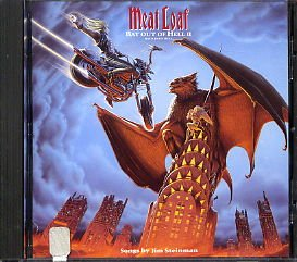 Meat Loaf Bat Out of Hell 2 Back Into Hell