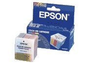 Epson S020089 Ink Cartridge - Tricolor