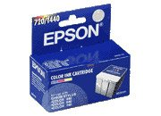 Epson S020191 Ink Cartridge - Tricolor