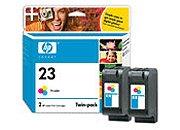 HP C1823T (HP 23T) - 2 Pack