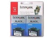 Lexmark 10N0138 Ink Cartridge - 2 Pack