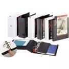 """5"""" Cardinal® EasyOpen® ClearVue™ Binders with Locking D-Rings"""