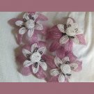 Floral Table Cloth Weights