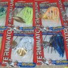 6 TERMINATOR TITANIUM T-2 BALL BEARING SpinnerBaits