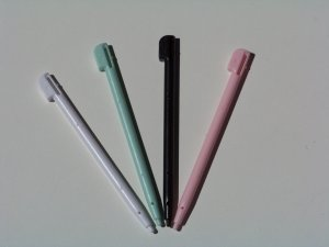 Color Stylus for NDS Lite (4-Stylus Pack)