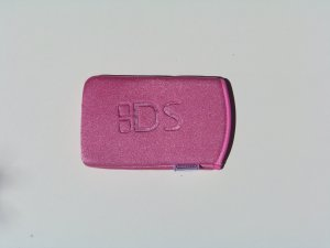 Soft Pouch for NDS Lite  - Pink