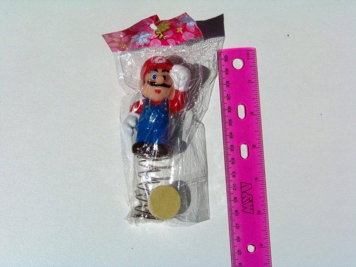 Mini Mario Ornament