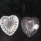 Crystal Heart Trinket Box