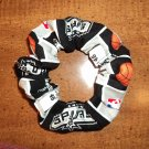 Hair Scrunchie - San Antonio Spurs