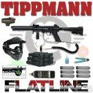 Tippmann A-5 Sniper Paintball Gun Tippman A5 Flatline